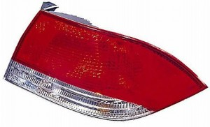2002-2003 Mitsubishi Lancer Tail Light Rear Lamp - Right (Passenger)