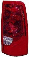 2003-2003 GMC Sierra Tail Light Rear Lamp - Right (Passenger)