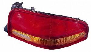 1995-2000 Dodge Stratus Tail Light Rear Lamp - Left (Driver)