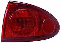 2003 - 2005 Chevrolet (Chevy) Cavalier Rear Tail Light Assembly Replacement / Lens / Cover - Right (Passenger)