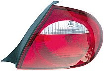 2003 - 2005 Dodge Neon Rear Tail Light Assembly Replacement / Lens / Cover - Right (Passenger)