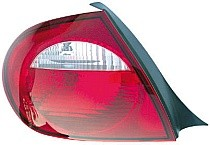 2003 - 2005 Dodge Neon Tail Light Rear Lamp - Left (Driver)