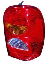 2002-2004 Jeep Liberty Tail Light Rear Lamp - Right (Passenger)