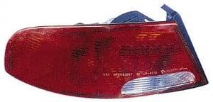 2001-2006 Dodge Stratus Tail Light Rear Brake Lamp - Left (Driver)