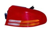 1998 - 2004 Dodge Intrepid Rear Tail Light Assembly Replacement / Lens / Cover - Right (Passenger)