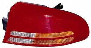 1998-2004 Dodge Intrepid Tail Light Rear Lamp - Right (Passenger)