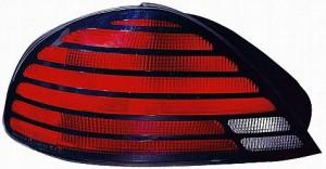 1999-2005 Pontiac Grand Am Tail Light Rear Lamp (SE) - Left (Driver)