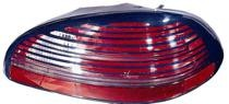 1997 - 2003 Pontiac Grand Prix Tail Light Rear Lamp - Right (Passenger)