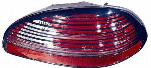 1997-2003 Pontiac Grand Prix Tail Light Rear Lamp - Right (Passenger)
