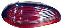 1997 - 2003 Pontiac Grand Prix Tail Light Rear Lamp - Left (Driver)