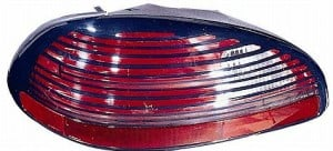 1997-2003 Pontiac Grand Prix Tail Light Rear Lamp - Left (Driver)