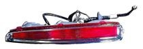 1994 - 1999 Cadillac Deville Tail Light Rear Lamp - Right (Passenger)