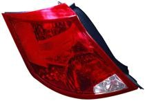 2003 - 2007 Saturn Ion Rear Tail Light Assembly Replacement (Sedan) - Left (Driver)