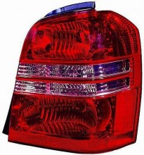 2001-2003 Toyota Highlander Tail Light Rear Lamp - Right (Passenger)