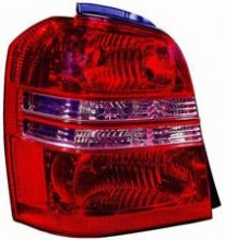 2001 - 2003 Toyota Highlander Rear Tail Light Assembly Replacement / Lens / Cover - Left (Driver)