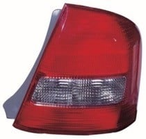 1999 - 2001 Mazda Protege Tail Light Rear Lamp - Right (Passenger)