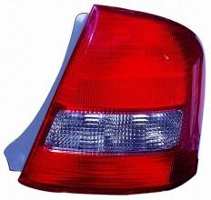 1999-2001 Mazda Protege Tail Light Rear Lamp - Right (Passenger)