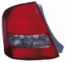 1999 - 2001 Mazda Protege Tail Light Rear Lamp - Left (Driver)