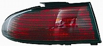1995 - 1997 Dodge Intrepid Rear Tail Light Assembly Replacement / Lens / Cover - Left (Driver)