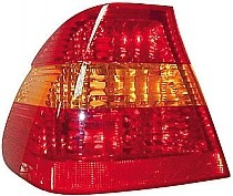 2002 - 2005 BMW 330i Tail Light Rear Lamp - Left (Driver)