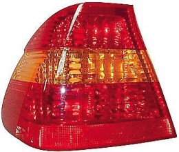 2002-2005 BMW 330i Tail Light Rear Brake Lamp - Left (Driver)