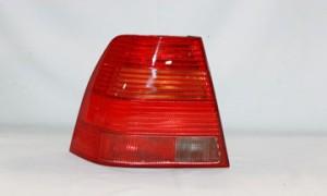 1999-2003 Volkswagen Jetta Tail Light Rear Lamp - Left (Driver)