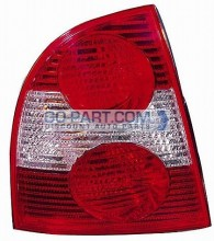 2001-2005 Volkswagen Passat Tail Light Rear Lamp (Lens/Housing Assy / Sedan / without W8 Engine / Late Design) - Left (Driver)