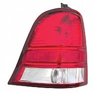 2004 2007 Ford Freestar Rear Tail Light Embly Replacement Lens Cover Left Driver
