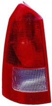 2001 - 2003 Ford Focus Rear Tail Light Assembly Replacement / Lens / Cover - Left (Driver)