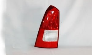2003-2007 Ford Focus Tail Light Rear Lamp - Left (Driver)