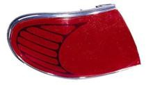 2000 Buick LeSabre Tail Light Rear Lamp - Right (Passenger)