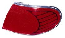 2000 Buick LeSabre Tail Light Rear Lamp - Left (Driver)