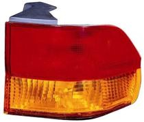 2002 - 2004 Honda Odyssey Rear Tail Light Assembly Replacement / Lens / Cover - Right (Passenger)