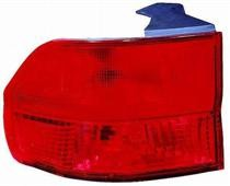 1999 - 2001 Honda Odyssey Tail Light Rear Lamp - Left (Driver)