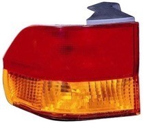 2002 - 2004 Honda Odyssey Rear Tail Light Assembly Replacement / Lens / Cover - Left (Driver)