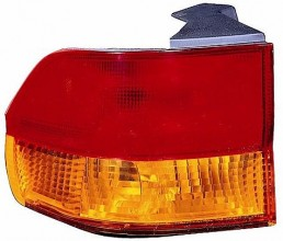 2002-2004 Honda Odyssey Tail Light Rear Lamp - Left (Driver)