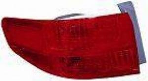 2005 Honda Accord Tail Light Rear Lamp - Left (Driver)