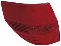 2004 - 2005 Toyota Sienna Tail Light Rear Lamp - Left (Driver)