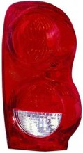 2004 - 2009 Dodge Durango Rear Tail Light Assembly Replacement / Lens / Cover - Right (Passenger)