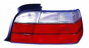 1998-1999 BMW 323i Tail Light Rear Lamp - Right (Passenger)