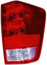 2004 - 2015 Nissan Titan Pickup Tail Light Rear Lamp (with Utility Compartment) - Right (Passenger)