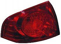 2004-2006 Nissan Sentra Tail Light Rear Lamp (SE-R/SE-R Spec V / Quarter Panel Mounted) - Left (Driver)