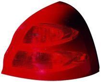 2004 - 2008 Pontiac Grand Prix Tail Light Rear Lamp - Right (Passenger)