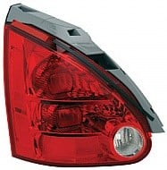 2004-2008 Nissan Maxima Tail Light Rear Lamp - Left (Driver)