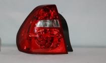 2004 - 2008 Chevrolet (Chevy) Malibu Tail Light Rear Lamp - Left (Driver)