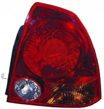 2003 - 2006 Hyundai Accent Rear Tail Light Assembly Replacement / Lens / Cover - Right (Passenger)