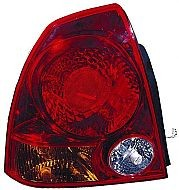 2003-2006 Hyundai Accent Tail Light Rear Lamp - Left (Driver)