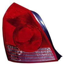 2004 - 2006 Hyundai Elantra Tail Light Rear Lamp (Sedan) - Right (Passenger)