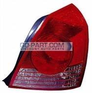 2004-2006 Hyundai Elantra Tail Light Rear Lamp (Sedan) - Right (Passenger)