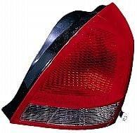 2001-2003 Hyundai Elantra Tail Light Rear Lamp (Sedan) - Left (Driver)